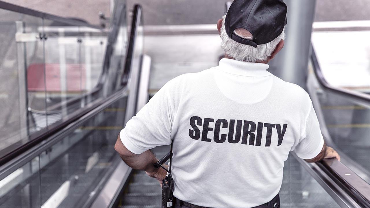 personal de seguridad privada