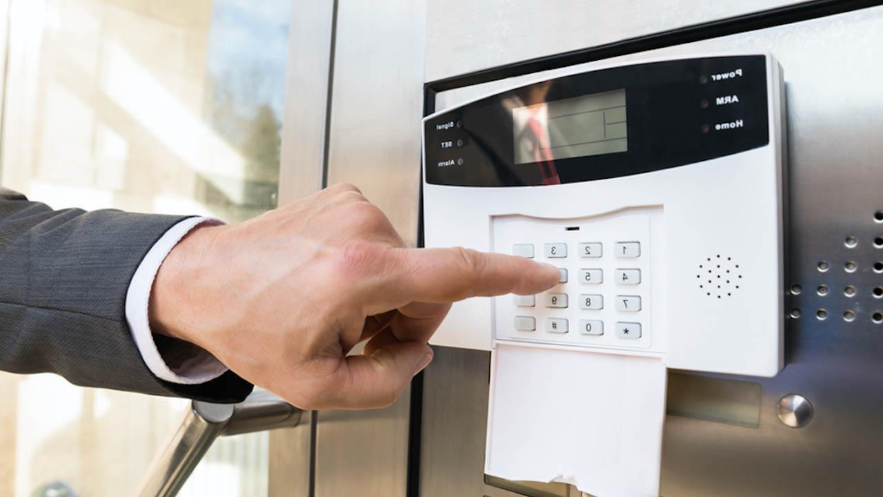 instalacion de alarmas para empresas