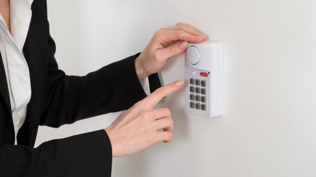 Sistema de alarmas para empresas
