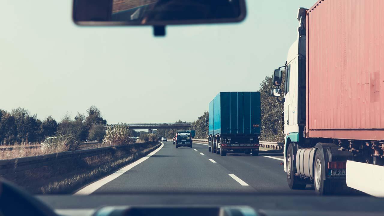 seguridad para flotas de camiones
