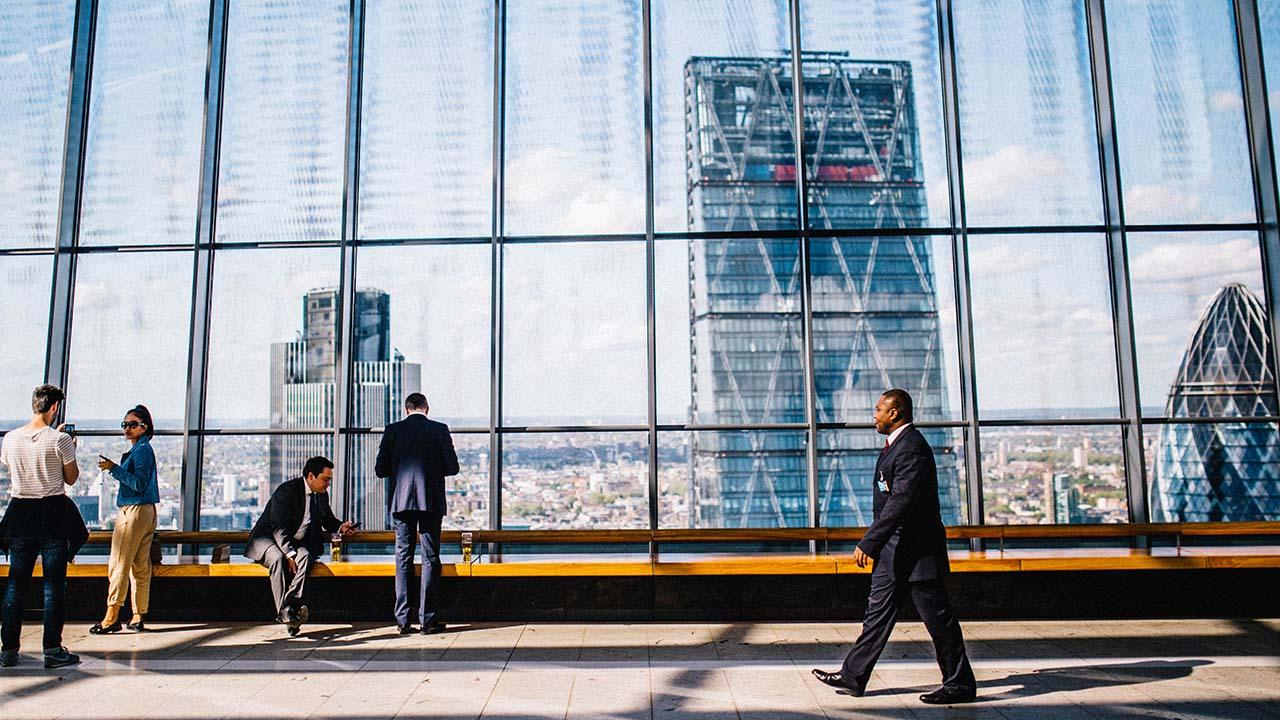 Protocolos de seguridad empresarial