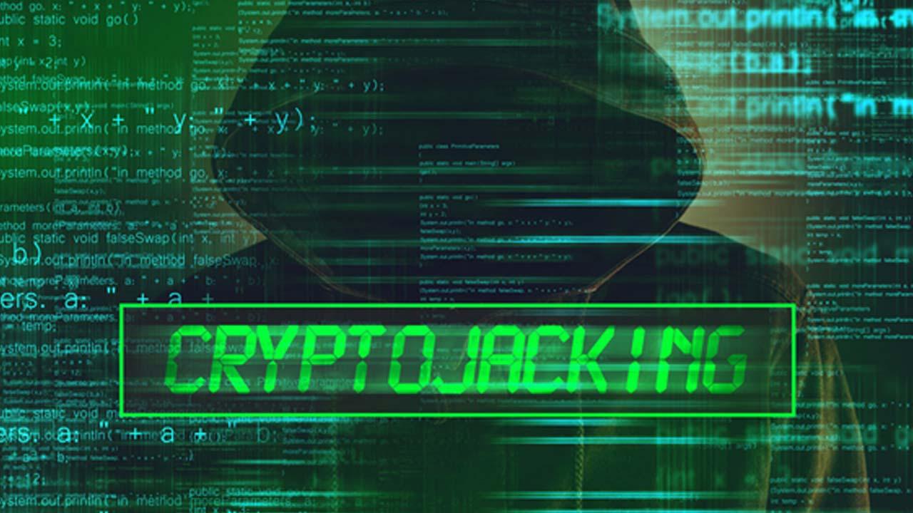 Cryptojacking que es