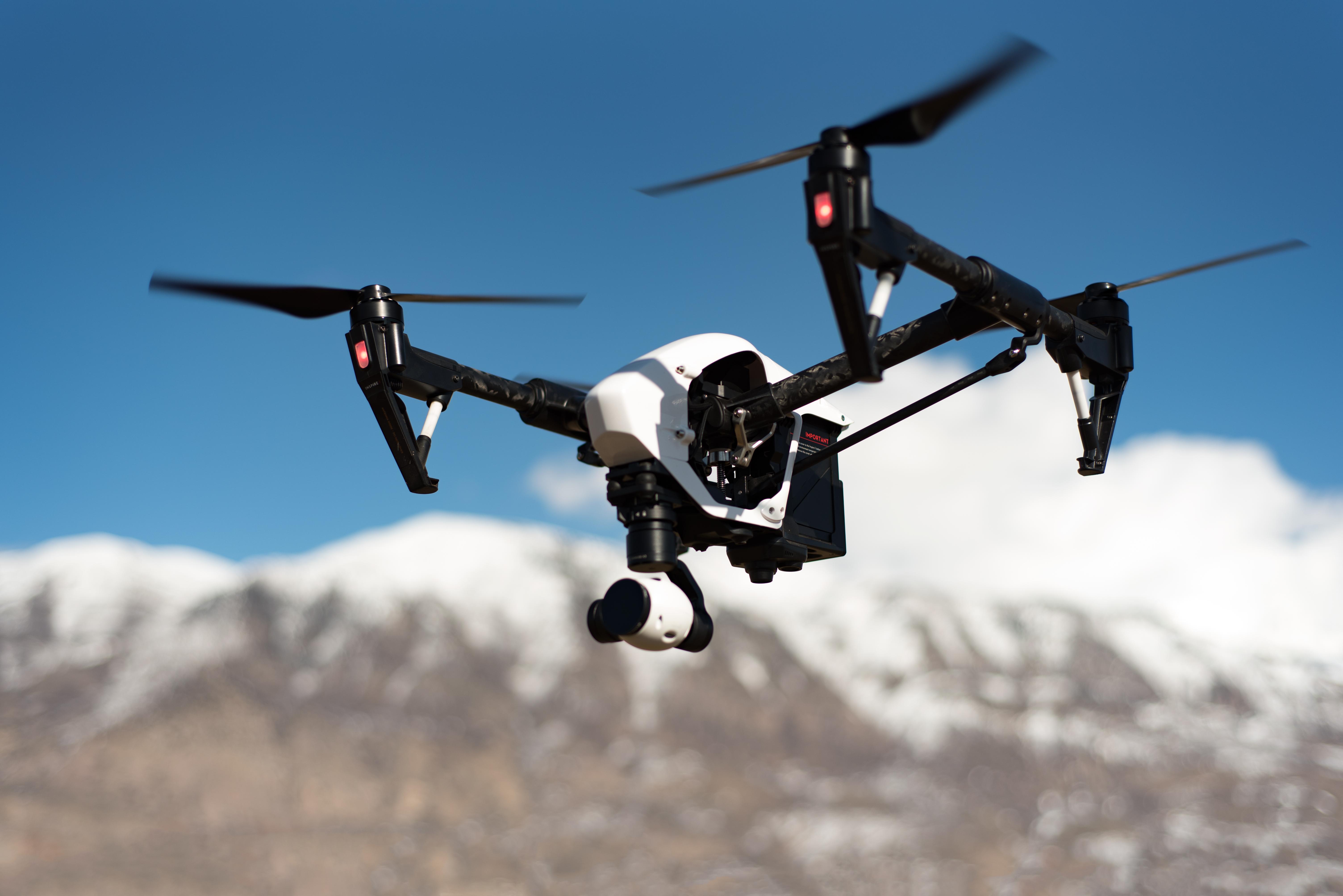 Drones para Sistemas de Información Geográfica