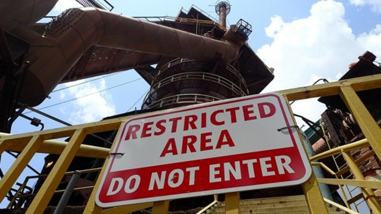 control de acceso a áreas restringidas