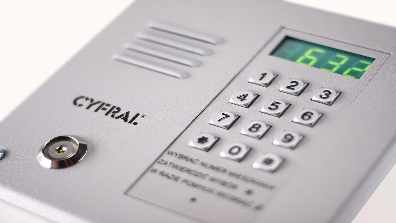 Tipos de paneles de alarma