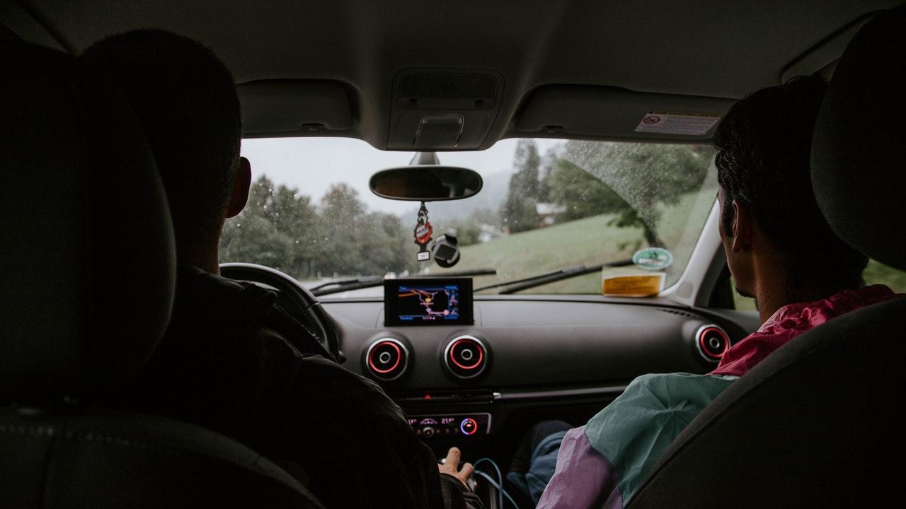 rastrear un auto por GPS