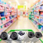 cámaras de seguridad en el rubro retail