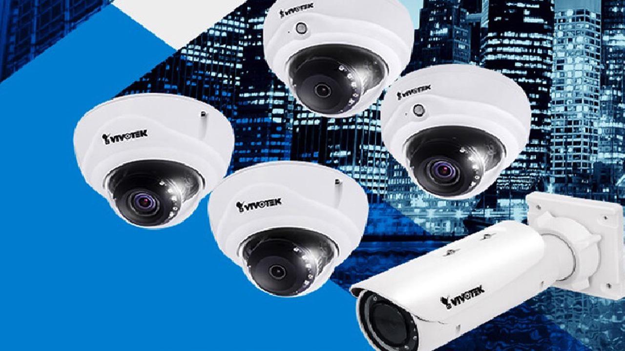 Acusense cámaras de videogilancia inteligente